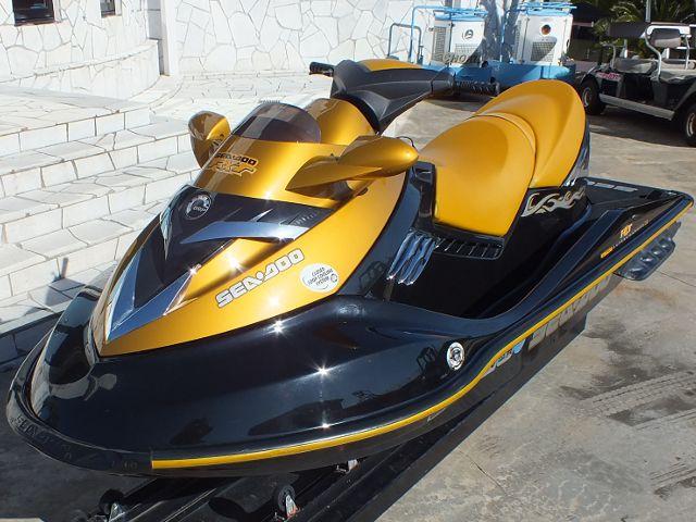SeaDoo 176B RXT