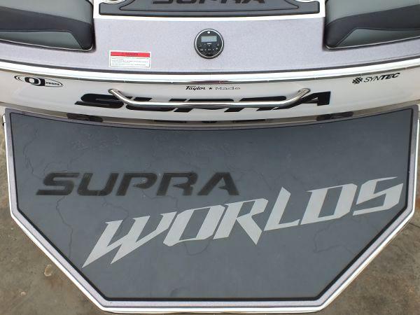 SUPRA LAUNCH SA450 WORLD