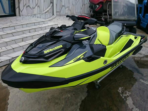 SEADOO RXT-X300
