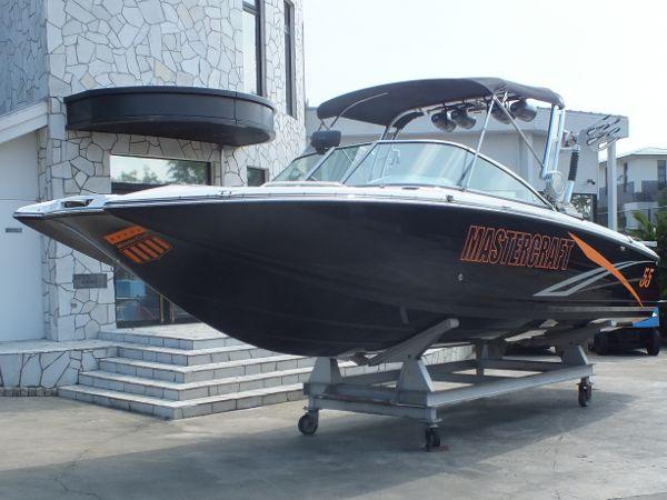 MasterCraft X-55