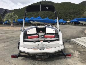 SCARAB 165 HO インパルス 長龍マリーナ