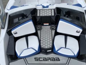 SCARAB 165 HO インパルス ブルー 長龍マリーナ