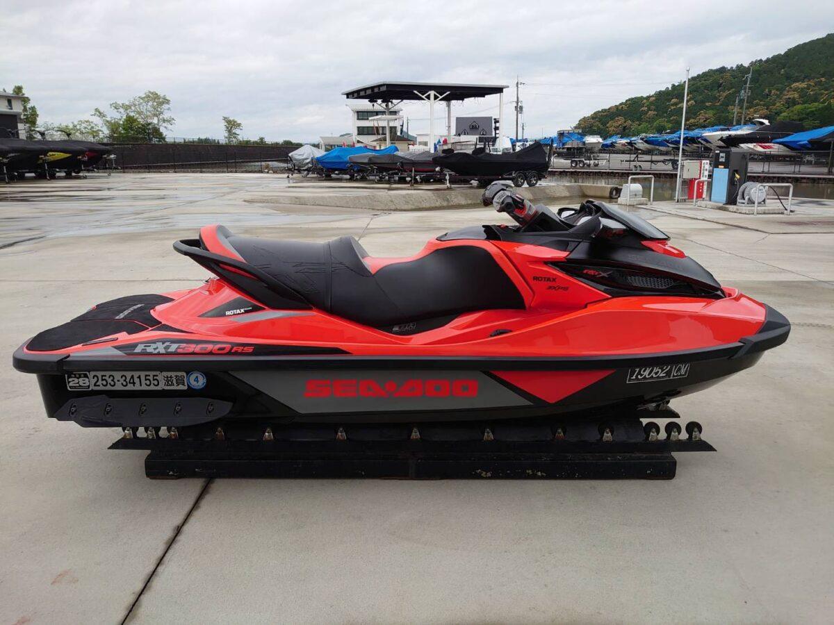 SEADOO RXT-X300RS