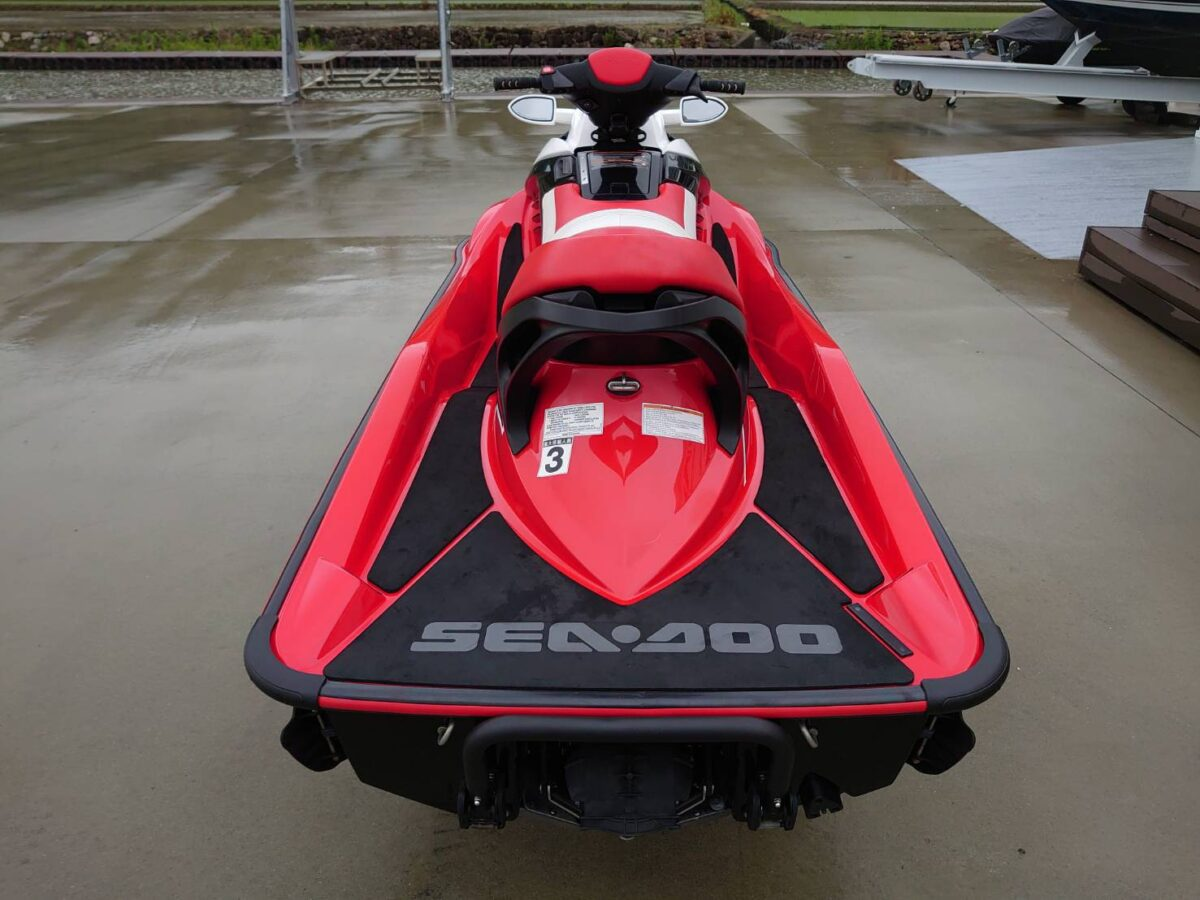SeaDoo RXT215
